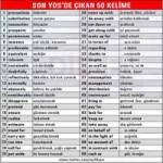 2016 İlkbahar Yds de Çıkan 50 Kelime ve Anlamları-200